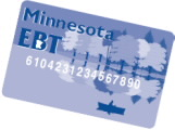 Image of an EBT Card